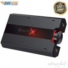 NEW Creative Sound BlasterX G Portable gaming USB audio Windows Mac PS4 SBX-G5