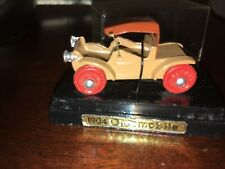 AHI Vintage Made In Japan 1904 Oldsmobile In Excellent Condition W/display Case