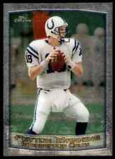 New listing 1999 Topps Chrome Peyton Manning-1 2nd Year Indianapolis Colts #120