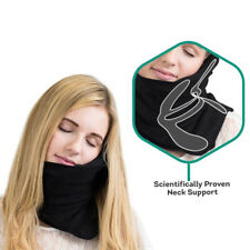 Soft Neck Trtl Pillow Black Jorney Gift Proven Super Support Travel Pillow