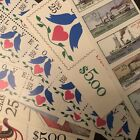 Lot of 100 US Stamps - 25 cent denomination - for postage