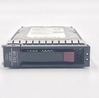 HP 397553-001 HP 250GB 7.2K DISK SATA-150 3.5IN (HS) 349239-B21 (349239B21)
