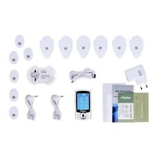 Tens Unit Pads 16 Modes Electric Stimulation Massage Machine Therapy Pain Relief