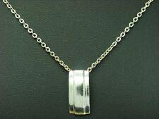 835 Argento Catena & 925 Sterling Argento Rimorchio/in puro argento/4,7g/40,2cm