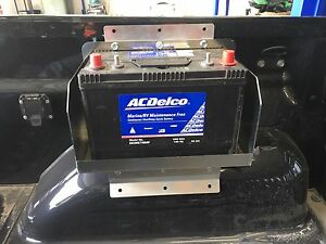 BATTERY BOX TO SUIT NISSAN D23 NP300 2015-ONWARDS