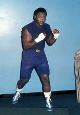 Old Boxing Photo Joe Frazier Trains In A Gym In Philadelphia Pennsylvania 1