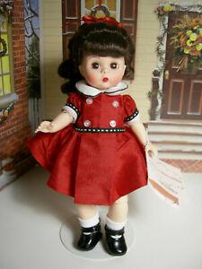 "Madame Alexander 8"" Doll Wendy Loves Mickey and Minnie & 2003 Disney"