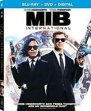 Men In Black International Blu-Ray + Dvd