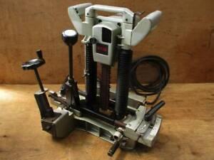 RYOBI Elektrisch Kette Mortiser Für Holzbearbeitung JCM-30N-6 100V