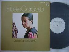 PROMO WHITE LABEL / ELIZETE CARDOSO CHEGA DE SAUDADE / JAPAN
