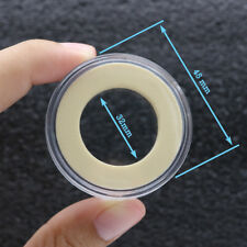 3x32mm High Quality Clear Acrylic Coin holders Coin Case Plastic Coin protectors