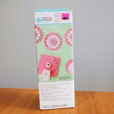 NEW Martha Stewart Circle Edge Punch Starter Kit Doily open box
