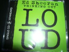 Ed Sheeran Thinking Out Loud EU CD Single – New