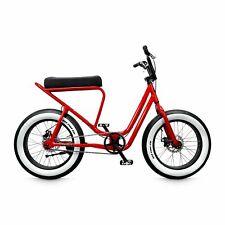 Monkey Faction Capuchin Fat Tyre Bike Super 73 Fun Crusier Banana Bicycle Red