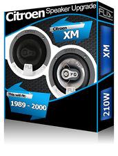 Citroen XM Rear Hatch Speakers Fli Audio car speaker kit 210W
