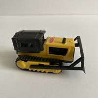 Vintage Tonka Toys Bulldozer Toronto Canada Pressed Steel Canadian Edition EUC