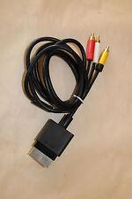 Original Microsoft Xbox 360 VGA AV Cable X821376-002