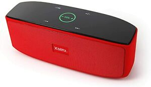 Bluetooth Wireless Speaker Portable Loud For Samsung iPhone iPad by Xblitz NEW