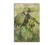 90x60cm Paul Sinus Splash Art Gemälde Zelda Geschenkartikel