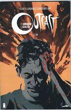 Outcast #1 Kirkman Image Comic 1st Print 2014 Nm ships in T-folder