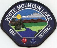APACHE JUNCTION ARIZONA AZ Proudly Serving EMS FIRE PATCH