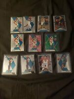 Charlotte Hornets Team Lot (Rookie Cards)