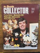 The Inside Collector Magazine June 1992 Barbie, Animation Art, Mickey Mouse