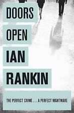 Doors Open by Ian Rankin (Paperback) Book
