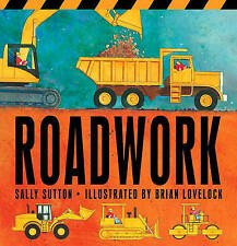 NEW Roadwork by Sally Sutton