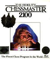 CHESSMASTER 2100 PC GAME 1989 +1Clk Windows 10 8 7 Vista XP Install