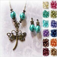 Handmade Glass Alloy Fashion Jewellery Sets