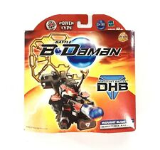 Battle B Daman Hasbro Midnight Blade DHB Direct Hit Battle NIB D-38 Zero System