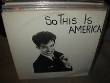 SMITHS so this is america ( rock ) 2lp