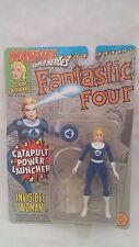 Brand New 1994 Toy Biz Marvel Super Heroes Fantastic Four Invisible Woman