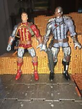 Marvel Legends DEATHLOK lot Custom $6million man vs bionic commando! Great shape