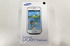 Samsung Galaxy Trend Duos GT-S7562 Unlocked Dual-SIM Android Smartphone Black