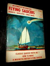 FLYING SAUCERS - June 1964 - UFO's - Peter Kor - Gray Barker - Ray Palmer
