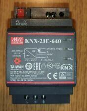 Mean Well Alimentatore KNX per guida DIN 30 V/dc 640 mA 19.2 W 1 x KNX-20E-640
