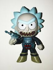 Funko Mystery Minis Rick and Morty Series 2 PRISON BREAK RICK New In Hand!