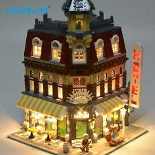 USB LED Light SET Fit To LEGO 10182 Cafe Corner Creator Expert Modular Block