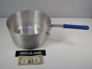Lincoln WEAREVER 4350 by Vollrath HEAVY DUTY ALUMINUM 10 Qt Sauce PAN Stock POT