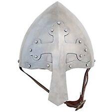Norman Viking Saxon Nasal Helmet Medieval Reenactment Costume Armor Replica sa43