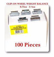 Perfect AWZ AW Zinc Wheel Weights 3.00oz NEW
