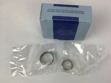 AVON Sterling Silver Adjustable Thumb And Anywhere Ring Set - Rare FSTSHP