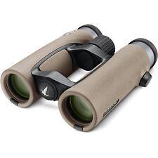 Swarovski 32220 El 10x32 Sand-Brown 10x Magnification Ergonomic Optic Binoculars