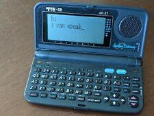 Aone English Korean Electronic Speaking Dictionary Ap-57 90s talking translator