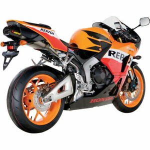 Akrapovic Honda CBR600RR 2009-2012 Titanium Slip-On Exhaust