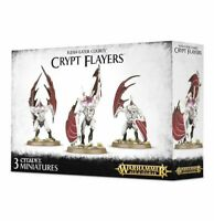 Crypt Flayers Horrors Flesh-eater Courts 3 models Age of Sigmar Ghouls Warhammer