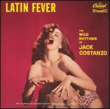 Jack Costanzo, Jack Constanzo - Latin Fever [New CD] Manufactured On Demand, Rms