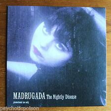MADRUGADA ‎– The Nightly Disease  Promo CD  Virgin ‎– CDVIRDJ135